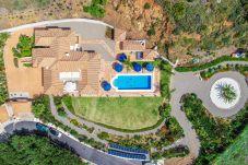 Villa en Mijas Pueblo - Cubo's Villa Mirador de Valtocado