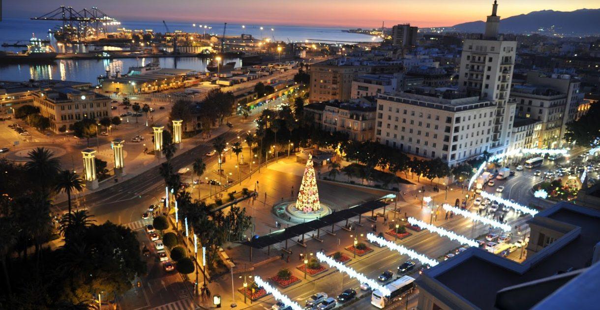 cinco mejores terrazas de malaga AC Malaga Palacio