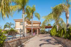Villa in Alhaurin de la Torre - Cubo's Villa Vereda del Palmar