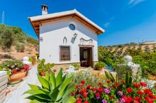 Gîte Rural à Ardales - Cubo's Casa El Pantanillo